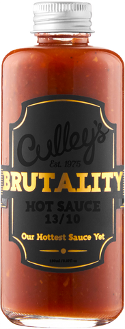 Culleys Brutality hot sauce