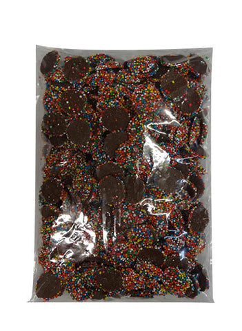 Milk Choc Freckles 1kg Bag