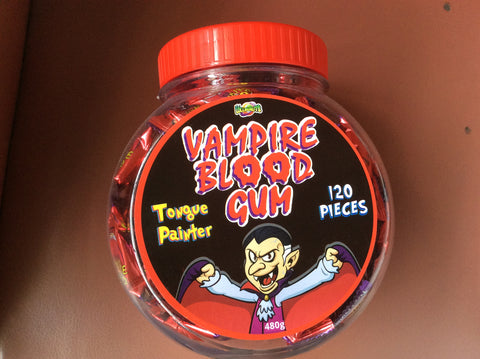 Vampire Blood Gum Jar 480g