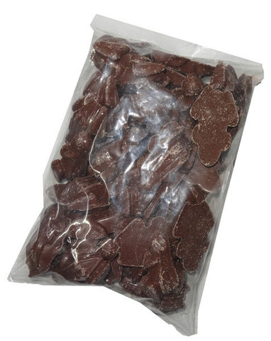 Milk Choc Frogs 2kg Bag