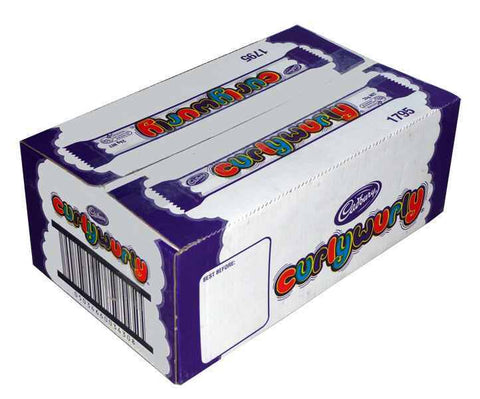 Curly Wurly Box of 48