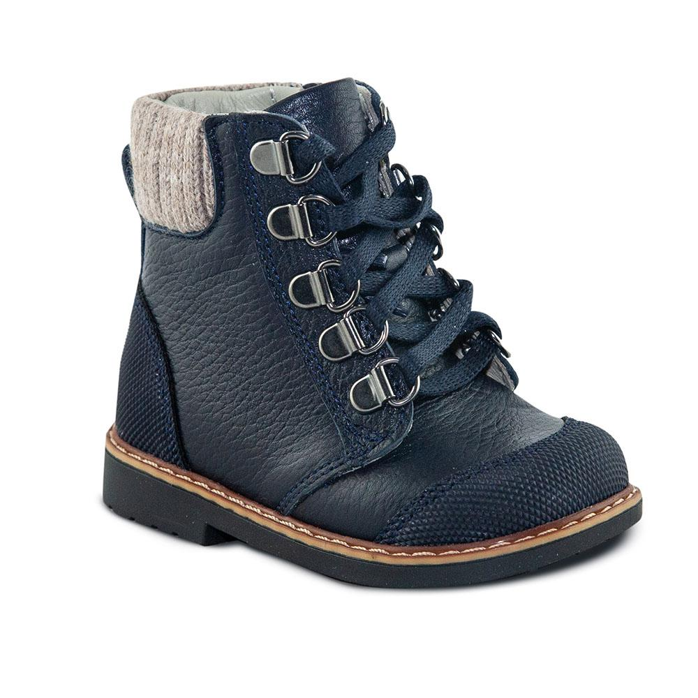 Hero Image for SUPREME JOSH navy orthopaedic high-top boots