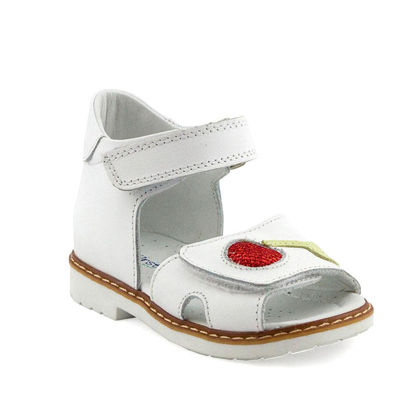 Hero Image for CHERRY AMELIA white orthopaedic sandals
