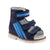 Hero Image for PRIMO JAMES dark blue orthopaedic high-top sandals