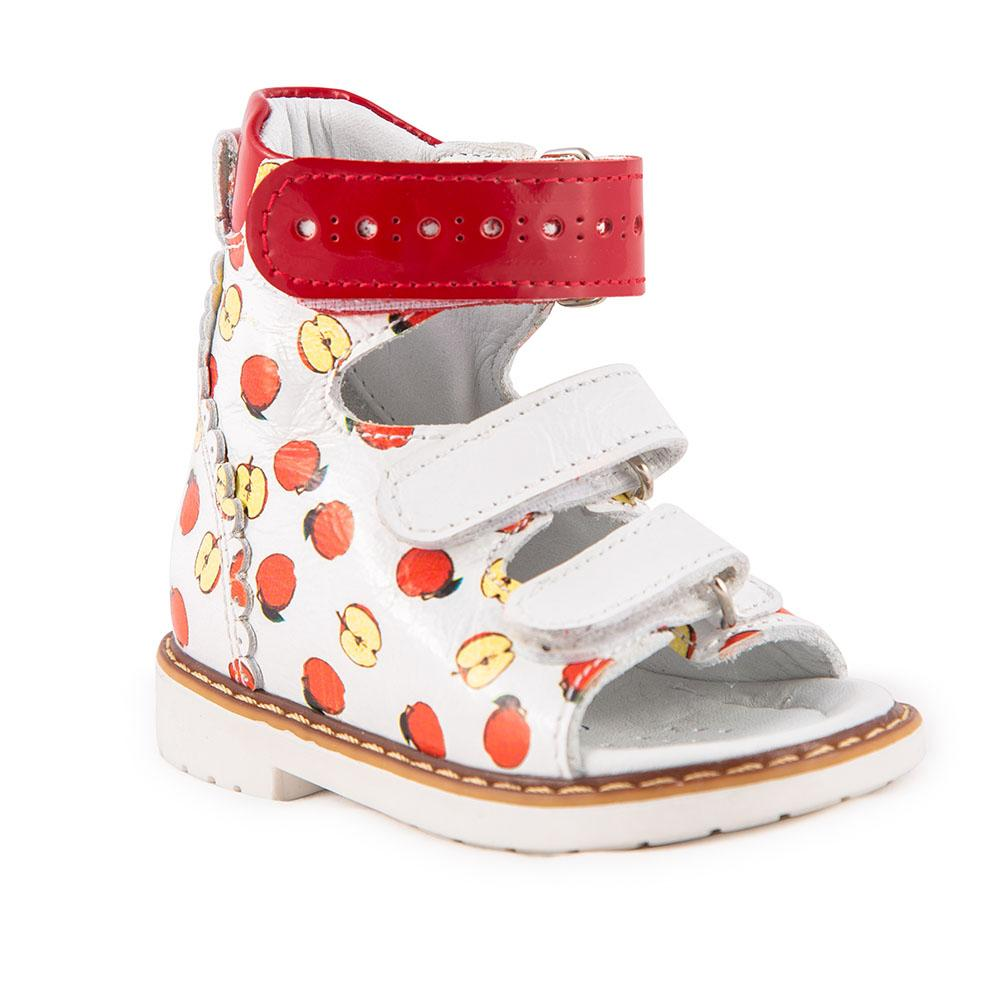 Hero Image FRUITY ADA printed orthopaedic high-top sandals