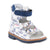 Hero Image for NIGEL THE HARBOR BOSS printed orthopaedic high-top sandals
