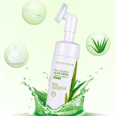 YESNOW® Aloe Soothing Moisturizing Cleansing Bubbles