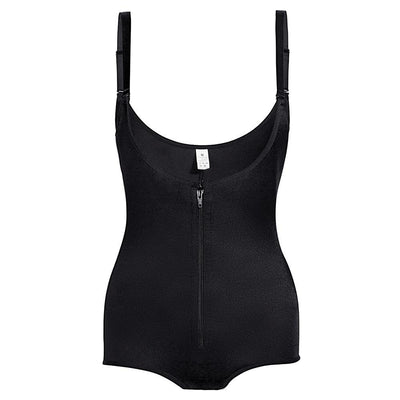 Sao Paulo Zipped Light Bodysuit