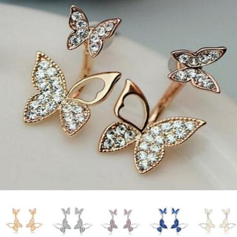Chasing Butterflies Stud Earrings