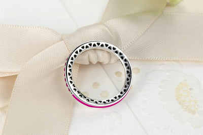 Living Colour Hearts Ring