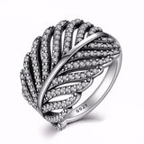 Drifting Leaf Ring - Adjustable