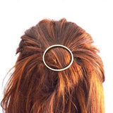 Full Moon Hair Pin