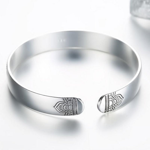Lotus Spirit Bangle
