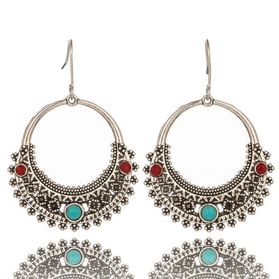 balinese party earrings