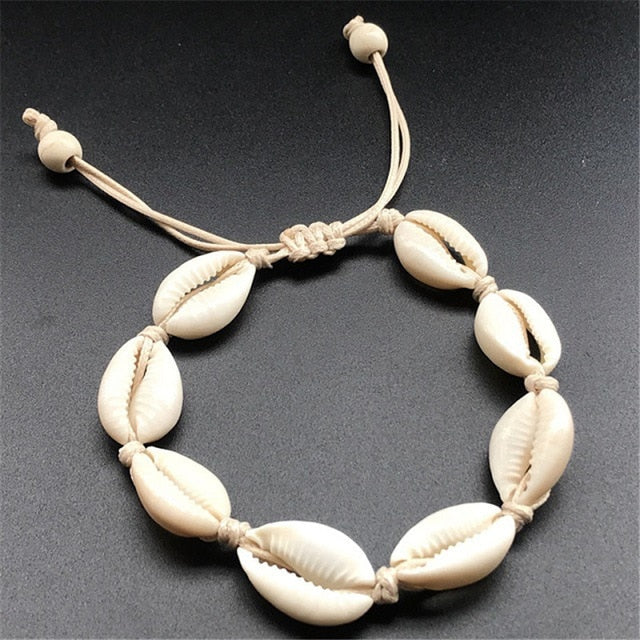 Natural Seashell Bracelet