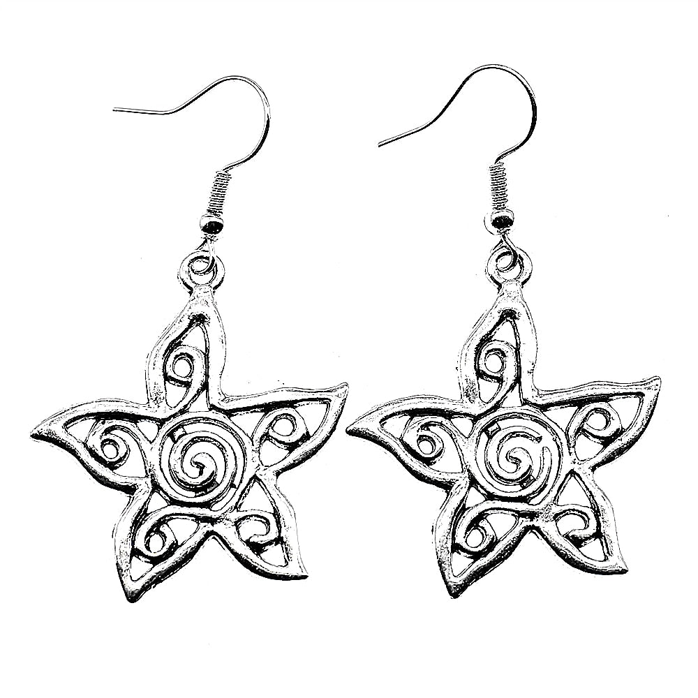 bali starfish earrings
