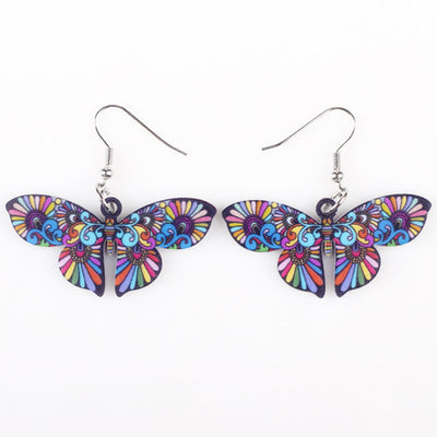 Woodland Butterfly Earrings