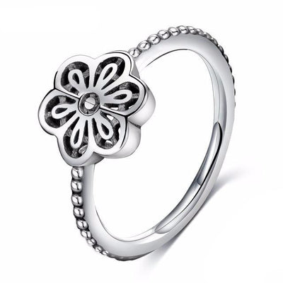 Zinnia Flower Ring