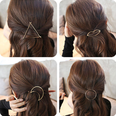 Triangle Hair Pin