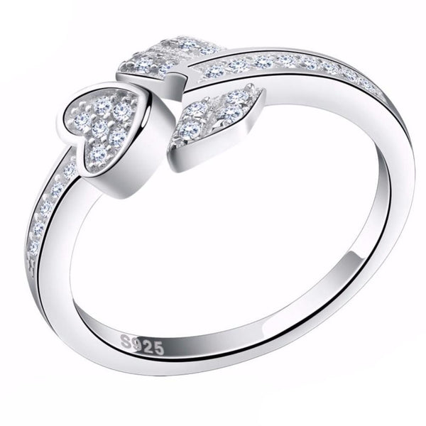 Cupid's Arrow Ring - Adjustable