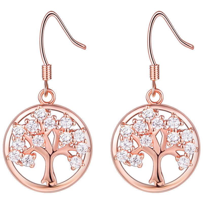 Tree of Life Cosmic Earrings