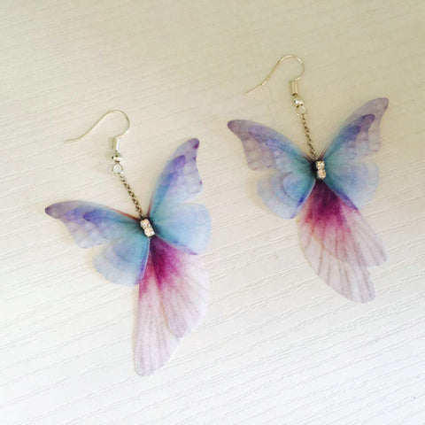 Enchanted Butterfly Earrings