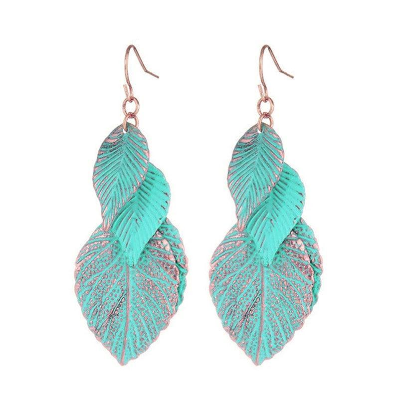 Enchanted Woodland Drop Earrings