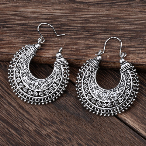 Daisy Chain Bali Earrings
