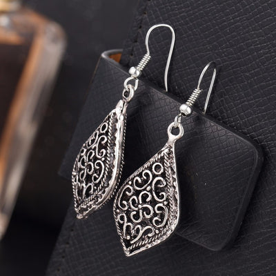 Bali Droplet Earrings