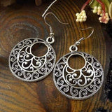 Bali Medallion Earrings