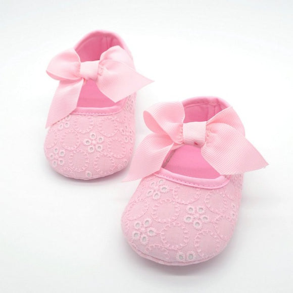 Floral Doll Shoes