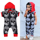 Cool Skull Jumpsuit