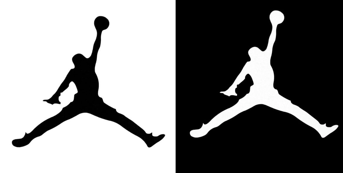 15cm 12 9cm air jordan basketball vinyl car stickers