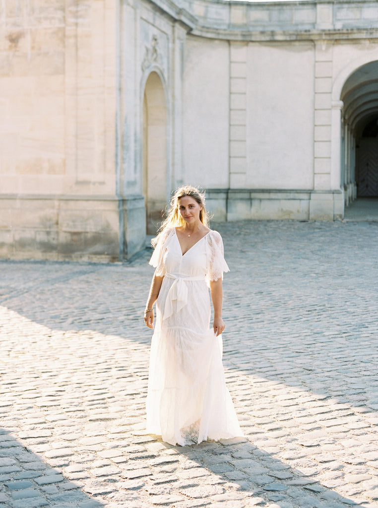 Lace Kite Gown