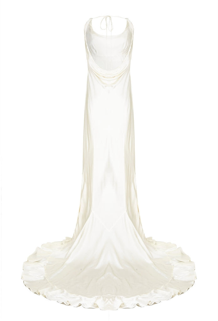 Classic Slip Gown, Medium and Large