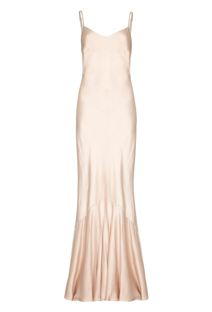 Oyster Bella Gown