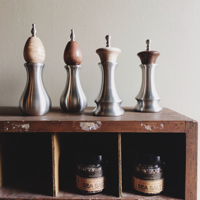Rock Pepper Mill