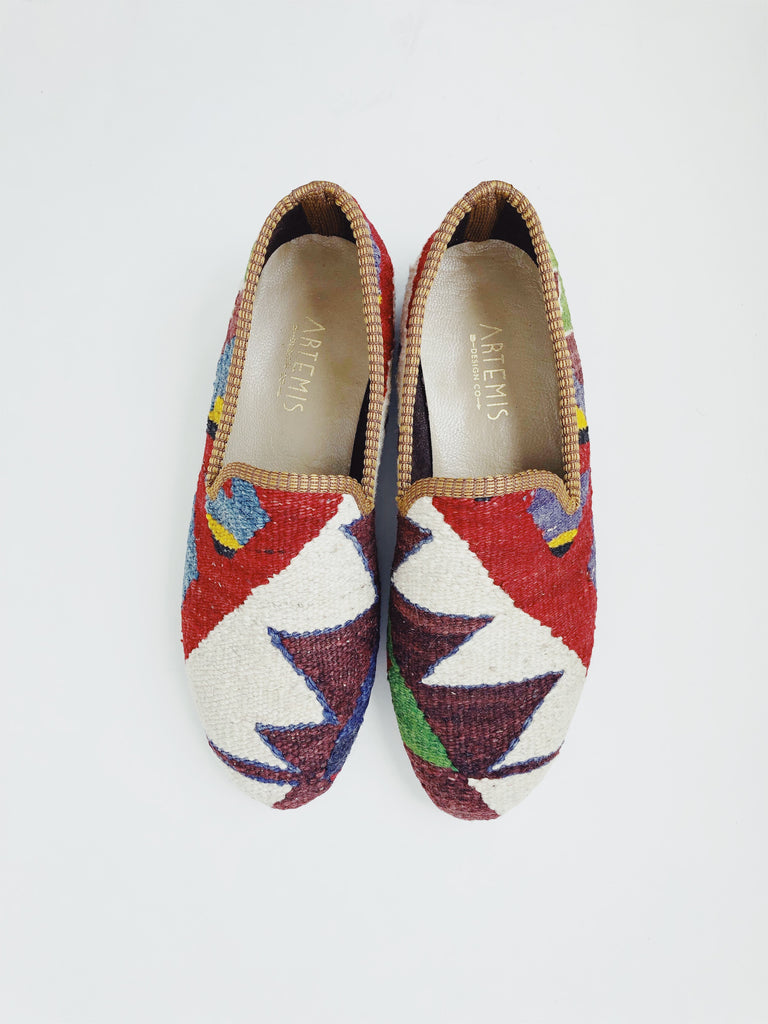 Kilim Smoking Shoe, Size 43