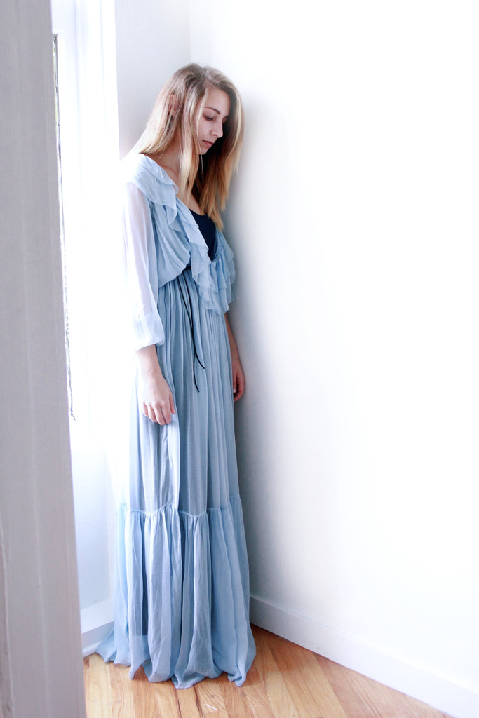 Sky Gown, Small and Medium