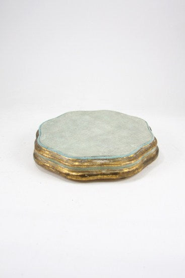 Gilded Dome Base, Large