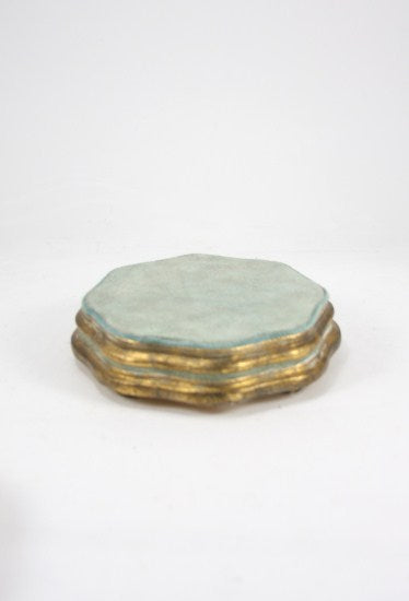 Gilded Dome Base, Small