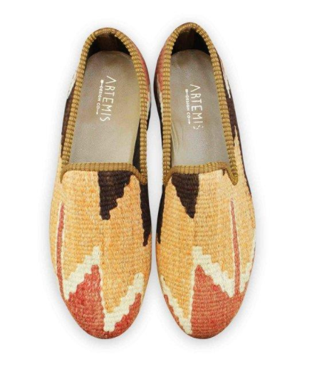 KILIM SMOKING SHOE, SIZE 45