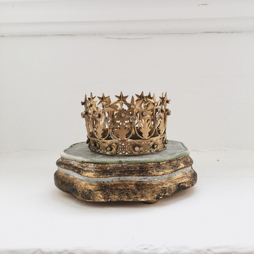 Brass Crown