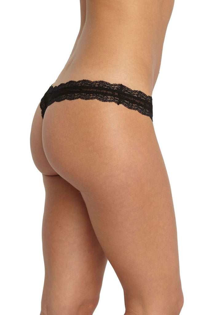 Delirious Lace Low Rise Thong Trio