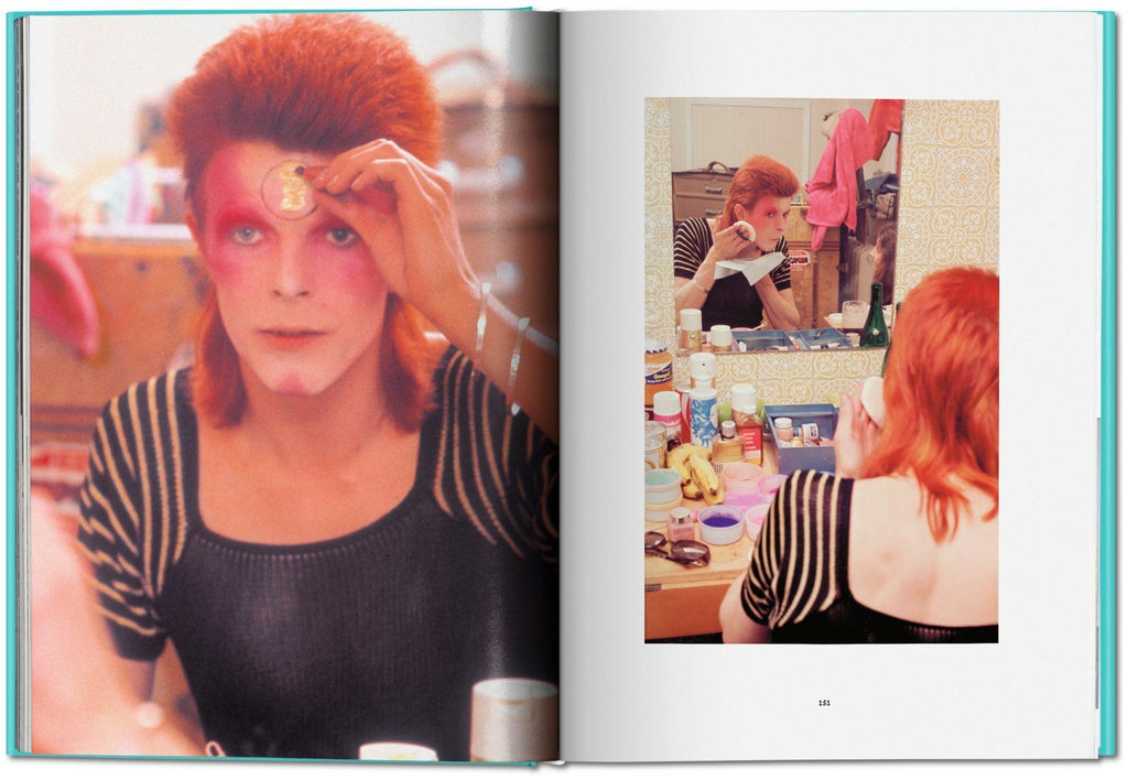 Mick Rock. The Rise of David Bowie