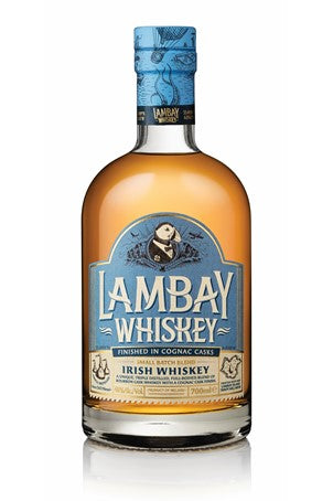 WHISKEY LAMBAY SMALL BATCH BLEND - 70 CL