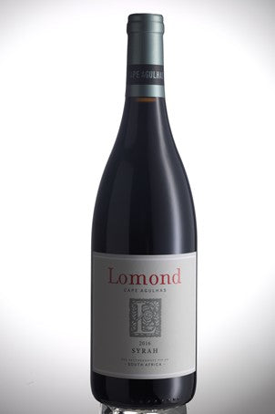 LOMOND ESTATE SYRAH - AFRIQUE DU SUD - 75 CL