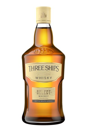 THREE SHIPS SELECT- AFRIQUE DU SUD - 75 CL