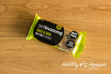 getbuzzing Date and Seed, Nut Free flapjack