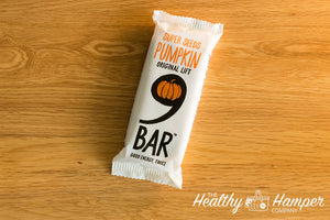 Wholebake 9 Bar Super Seeds Pumpkin Original Lift
